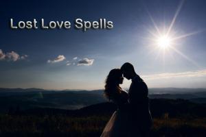 True lost love spells