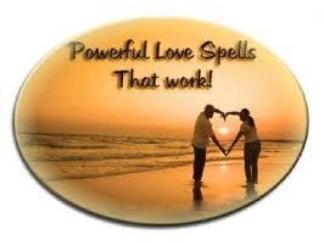 Lost love attraction spells
