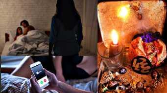 Columbia stop cheating voodoo spells