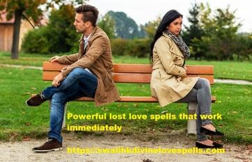 New Rochelle lost love spells