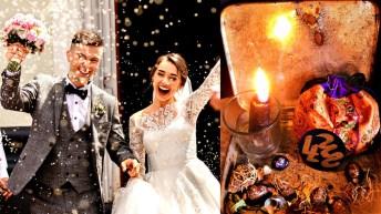 Norfolk marriage love chants