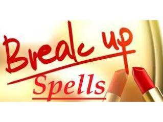 Break up spells