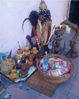 Witchcraft love spells