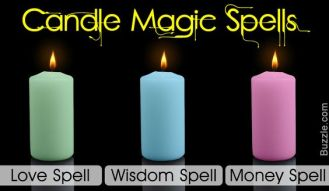 Ann Arbor candle spells