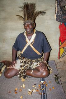 Savannah native healing spells